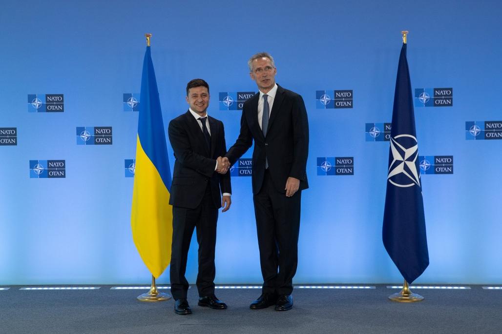 Візит Президента України до інституцій ЄС і НАТО у Брюсселі