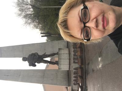 Кривой Рог, памятник героям Украины